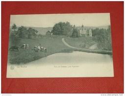 """LA ROCHE EN ARDENNE  -  Parc Et Château  """" Les Agelires """" - La-Roche-en-Ardenne"""