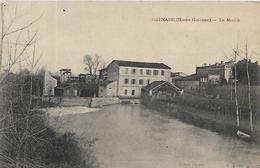 31, Haute Garonne, GRENADE, Le Moulin, Scan Recto Verso - Autres Communes