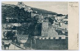 GIBRALTAR : LAND PORT GATE - Gibraltar