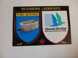 Autocollant De Fort-Boyard (17). - Aufkleber