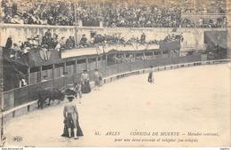 13-ARLES-LES ARENES-N°333-D/0283 - Arles