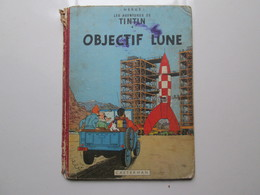Tintin  (objectif Lune ) - Andere Magazine