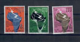 SOMALIA 1965 - 100 ANNI ITU TELECOMUNICAZIONI  - MNH ** - Somalia (1960-...)
