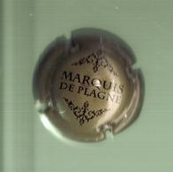 CAPSULE DE VIN MOUSSEUX (MARQUIS DE PLAGNE) - Mousseux