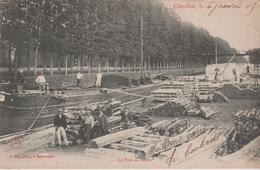 52 CHEVILLON LE PORT DU CANAL - Chevillon