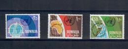 SOMALIA 1966 - NAZIONI UNITE ONU- MNH ** - Somalia (1960-...)