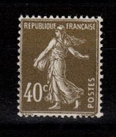 Semeuse YV 193 N** Tres Bien Centrée Cote 3,70+ Euros - France