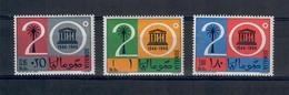 SOMALIA 1966 - 20 ANNI UNESCO - MNH ** - Somalia (1960-...)