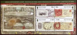 Isle Of Man 2011 Postal History Minisheet MNH - Isle Of Man
