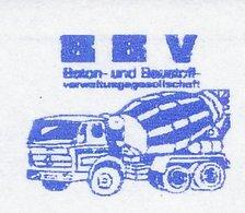 Meter Cut Germany 2004 Cement Truck - Beroepen