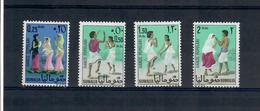 SOMALIA 1967 - DANZE POPOLARI - MNH ** - Somalia (1960-...)