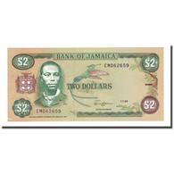 Billet, Jamaica, 2 Dollars, 1989-07-01, KM:69c, NEUF - Jamaica