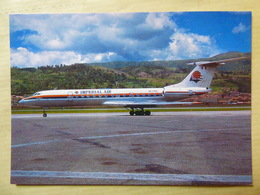 IMPERIAL AIR  TU 134A   OB 1489 - 1946-....: Moderne