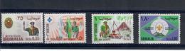 SOMALIA 1967 - SCOUT - MNH ** - Somalia (1960-...)