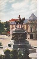 CARTOLINA - POSTCARD - BULGARIA - SOFIA - MONUMENTO ALLA ZAR LIBERATORE ( OP. DELLE SCULTORE ITALIANO ZOCCHI) - Bulgaria