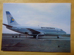 AERO CONTINENTE   B 737 200   OB 1536 - 1946-....: Moderne
