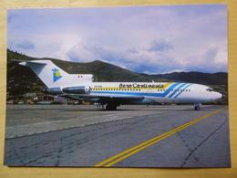 AERO CONTINENTE   B 727 51    OB 1588 - 1946-....: Moderne