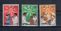 SOMALIA 1968 - 20 ANNI ORGANIZZAZIONE MONDIALE SANITA' OMS - WHO  - MNH ** - Somalia (1960-...)