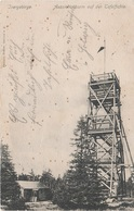 AK Tafelfichte Smrk Isergebirge Turm Baude Klein Groß Iser Neustadt Wigandsthal Lusdorf Bad Flinsberg Haindorf Weißbach - Sudeten