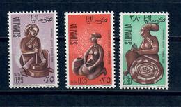 SOMALIA 1968 - ARTE SOMALA - MNH ** - Somalia (1960-...)