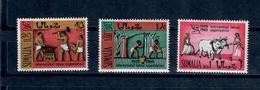 SOMALIA 1969 - 50 ANNI ILO ORG. INTERNAZIONALE LAVORO - MNH ** - Somalia (1960-...)