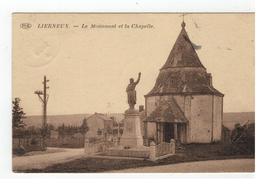 LIERNEUX  -  Le Monument Et La Chapelle - Lierneux