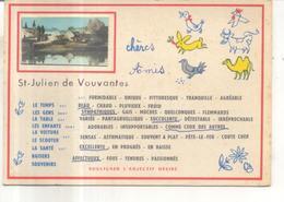 Saint Julien De Vouvantes (souligner L'adjectif Désiré) - Saint Julien De Vouvantes