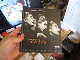 MARIA CALLAS ,,1 Livre Sur Maria CALLAS - Cultural