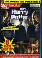 STAR SELECTION N°1 JUILLET-AOUT 2007 - 100% HARRY POTTER - Complet - Kino