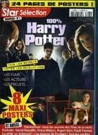 STAR SELECTION N°1 JUILLET-AOUT 2007 - 100% HARRY POTTER - Complet - Cinema