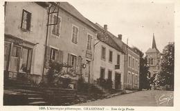 Ac11/    63   Charensat    Rue De La Poste - France