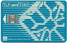 Portugal - TLP - Persiana Azul - 120Units, SC7, Cn. C3Cxxxx, 12.1993, 30.500ex, Used - Portugal