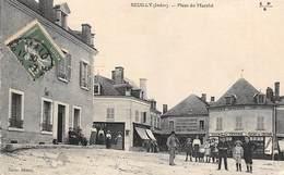 Reuilly        36        Place Du Marché. Docks Du Centre       (voir Scan) - France