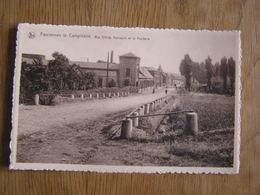 FARCIENNES LE CAMPINAIRE Rue Sifride Demoulin Et La Fonderie Animée  Prov Hainaut België Belgique Carte Postale Postcard - Farciennes