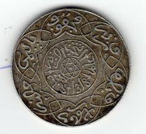 Maroc/Morocco - 1318/1901 - 2,5 Dirhams Argent/silver - Abdul Aziz Ier - Marruecos