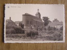 FARCIENNES L'Eglise Province Du Hainaut België Belgique Carte Postale Postcard - Farciennes