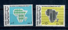 SOMALIA 1971 - CIRCUITO TELECOMUNICAZIONI- MNH ** - Somalia (1960-...)
