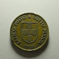 Token Banco Pinto & Sotto Mayor - Unclassified