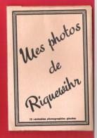 Mes Photos De RIQUEWIHR Mini Carnet De 12 Photos Par Berschy - Places