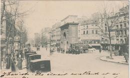Paris : Boulevard  Porte  Saint  Martin - Autres