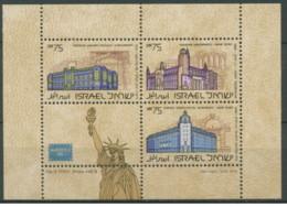 Israele - 1986 - Nuovo/new MNH - AMERIPEX - Sheet - Mi Block N. 31 - Blocchi & Foglietti