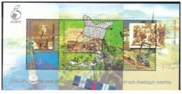 Israele - 1998 - Nuovo/new MNH - Indipendenza - Sheet - Mi Block N. 58 - Blocchi & Foglietti