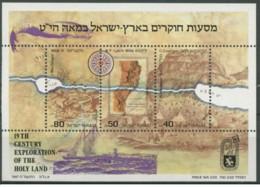 Israele - 1987 - Nuovo/new MNH - Esplorazione - Sheet - Mi Block N. 35 - Blocchi & Foglietti