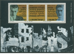 Israele - 1983 - Nuovo/new MNH - Olocausto - Sheet - Mi Block N. 24 - Blocchi & Foglietti