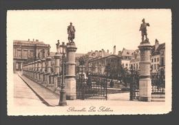 Brussel / Bruxelles - Les Sablons - édition Guggenheim - Places, Squares