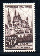 N 917 / 50 Francs Brun /  NEUF** / Côte 6 € - Ungebraucht