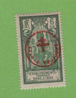 """Faux N° 230F Inde Surchargé """"FRANCE TOUJOURS"""" Gomme Sans Charnière - India (1892-1954)"""