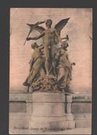 Brussel / Bruxelles - Groupe Du Musée Des Beaux Arts - Musées