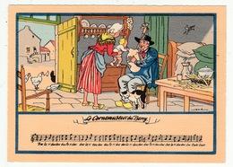 Le Cornemuseux Du Berry - Illustration: Jack - édit. Barré & Dayez, 1480 K - Format CPM - France