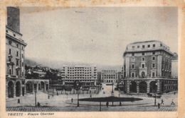 Trieste (Italie) - Piazza Oberdan - Trieste